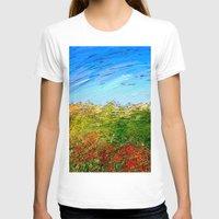 study T-shirts featuring Horizon Study by Paul Kimble