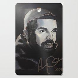 scorpion album,ovo,rapper,colourful,colorful,poster,wall art,fan art,music,hiphop,rap,rapper Cutting Board