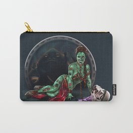 Aren't you a little brainless for a stormtrooper? (Zombie Slaved Princess Leia) Carry-All Pouch