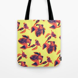 Cannas in Sunrise Tote Bag
