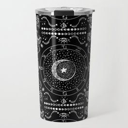 Zodiac Bandana Travel Mug