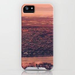 Sick Mountain iPhone Case