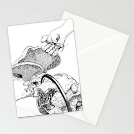 Mushroom Hunters Stationery Cards