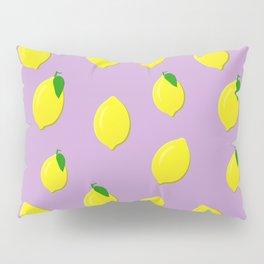 Lemonade Pillow Sham