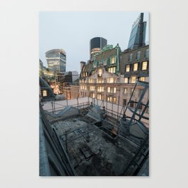 London, The City Canvas Print