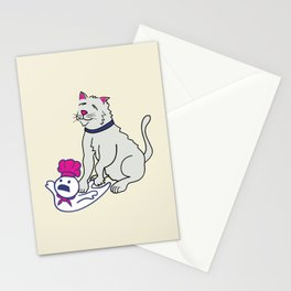 Making Biscuits Stationery Cards
