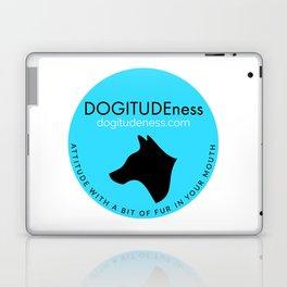 DOGITUDEness Logo Laptop & iPad Skin
