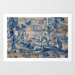 Cupid´s Arrow Art Print