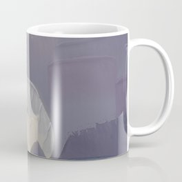 Visible By The Wheel Of Light Coffee Mug