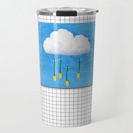 Spring Rain_ver2 Travel Mug