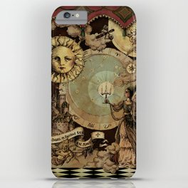 The mediaeval theater iPhone Case