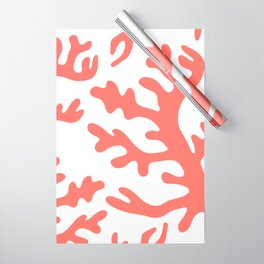 LIVING CORAL Wrapping Paper