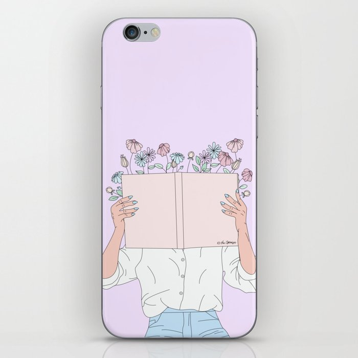 Read All About It iPhone Skin