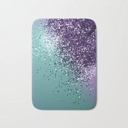 Mermaid Glitter Dream #1 #shiny #decor #art #society6 Bath Mat