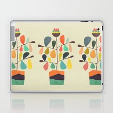 Potted Plant 4 Laptop & iPad Skin