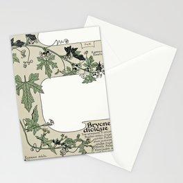 Maurice Pillard Verneuil - Étude de la plante (1903): Red Bryony Stationery Cards