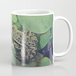 all green Coffee Mug