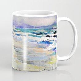 oil sea painting Coffee Mug