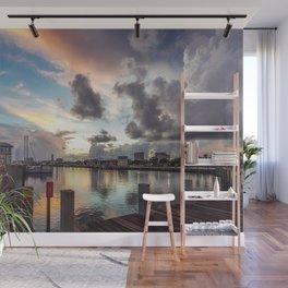 Beyond Sunset Wall Mural
