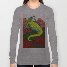 Allison's Alligator Long Sleeve T-shirt