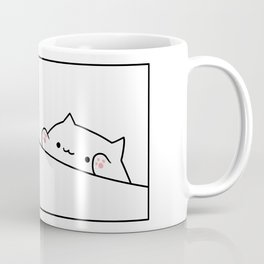 Bongo Cat Coffee Mug