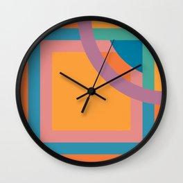 Boca Introspect Wall Clock