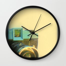 Diana Camera TtV Photo Wall Clock