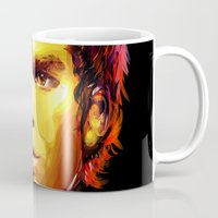dexter Mugs featuring Dexter by Zola