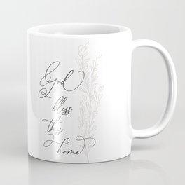 God bless this home Coffee Mug