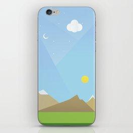 Simple plan iPhone Skin