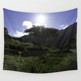 Stand Above Wall Tapestry
