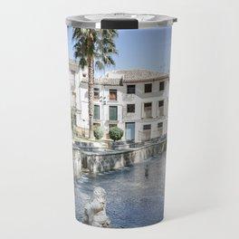 Priego de Cordoba Travel Mug