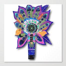 Shaman Glow Canvas Print