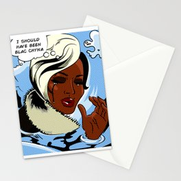 I Should Have Been Blac Chyna Stationery Cards