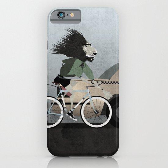 Alleycat Races iPhone & iPod Case