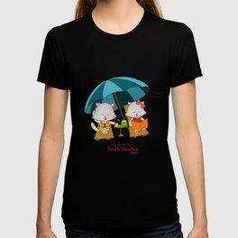 Romantic Kitten Fluffy Tales, My Idea Of Love: Beach Vacation (MIOL) T-shirt