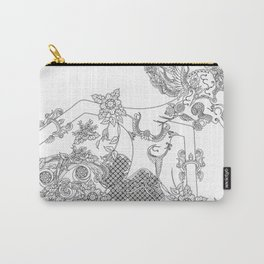 WAYANG WERKUDORO Carry-All Pouch