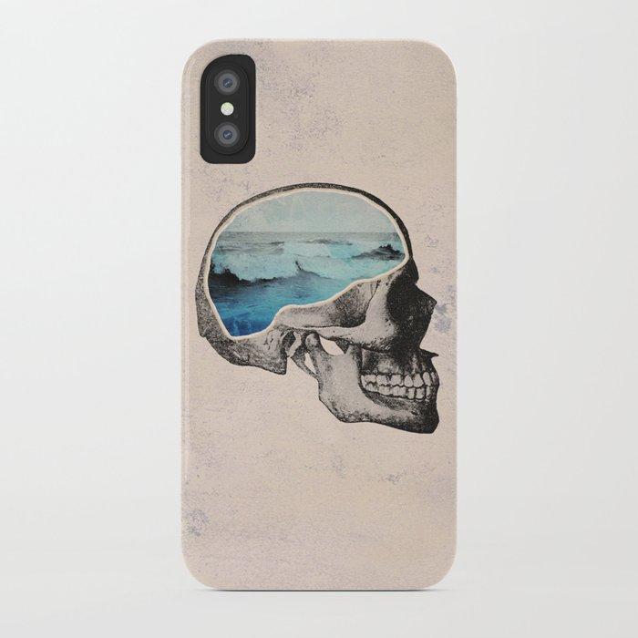 Brain Waves iPhone Case
