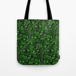 Short Circuits Tote Bag