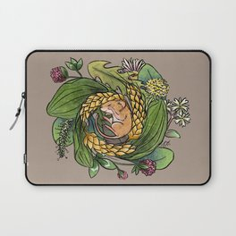 Wheat Mouse Laptop Sleeve