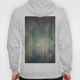 Close up of an unshelled tree trunk Hoody