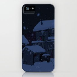 neighborhoods iPhone Case