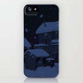neighborhoods iPhone Case