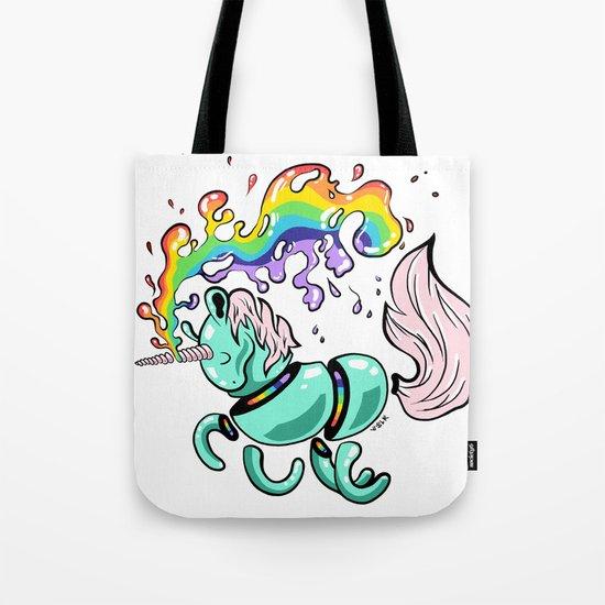 Gummy Unicorn Tote Bag