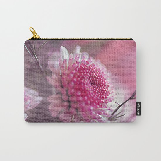 Romantic flower. Carry-All Pouch
