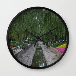 Beijing Greenway Wall Clock