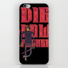 Sociopath iPhone Skin