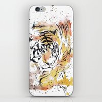 pride iPhone & iPod Skins featuring Pride by Liza's Brushes