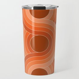 Red Rock Chain Travel Mug