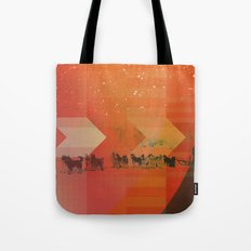 Feed The Right Dogs Tote Bag